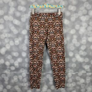 H&M Block Stretchy Pants